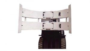 อุปกรณ์ขนถ่ายวัสดุ 2ton TB series รถลากพาเลทม้วนด้วยมือแท่นวางกระดาษด้วยตนเอง