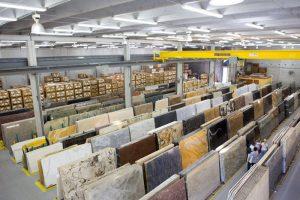 อุตสาหกรรมหินอ่อน