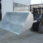 ขาย DB-H Forklift Bucket Attachment สำหรับการขาย