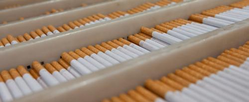 อุตสาหกรรมยาสูบ